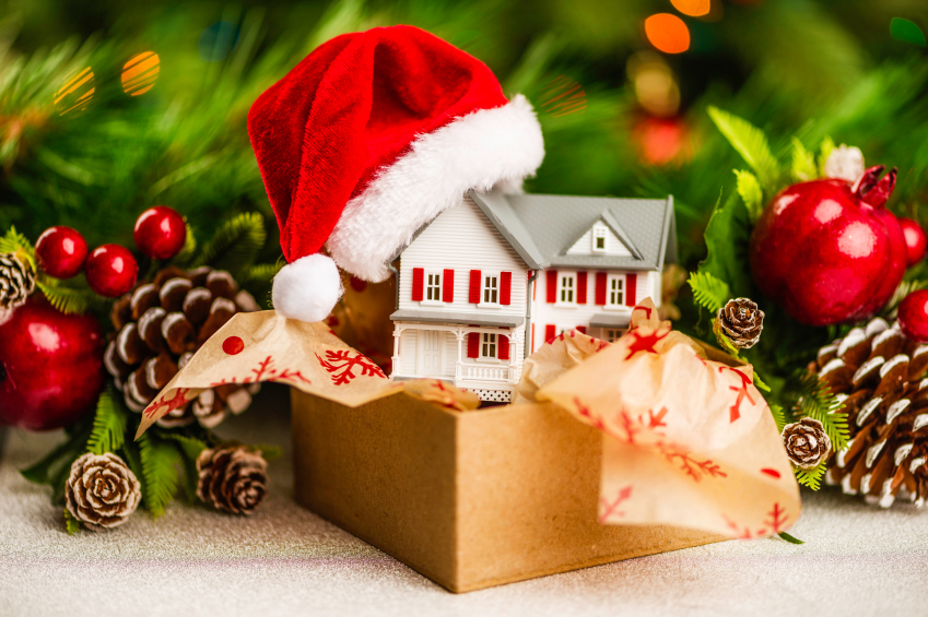 """Place """"Buying a Home"""" on Your Wish List This Holiday Season"""