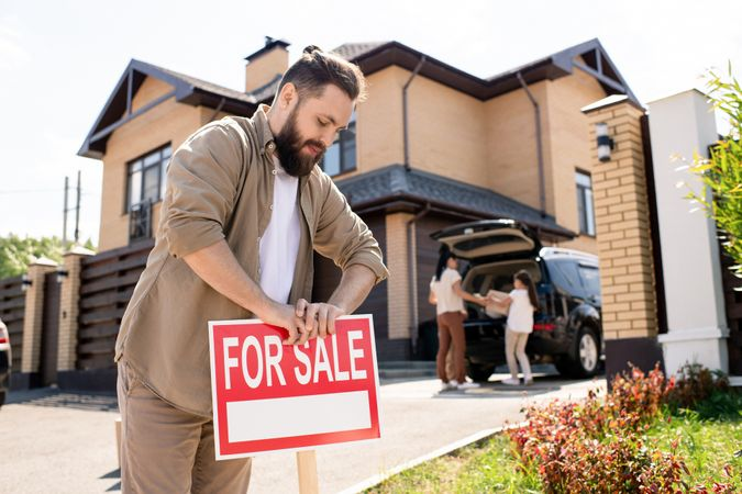 The Home Sales BOOM Is Over!